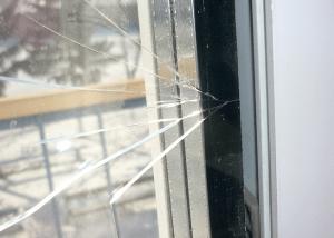 Рекомендации по проведению ремонта лопнувшего стеклопакета