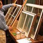 Ремонт деревянных окон 3
