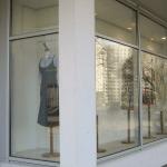 ремонт витринных стеклопакетов